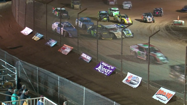 Wild West Shootout X Mod A-Main Arizona Speedway 1/12/18