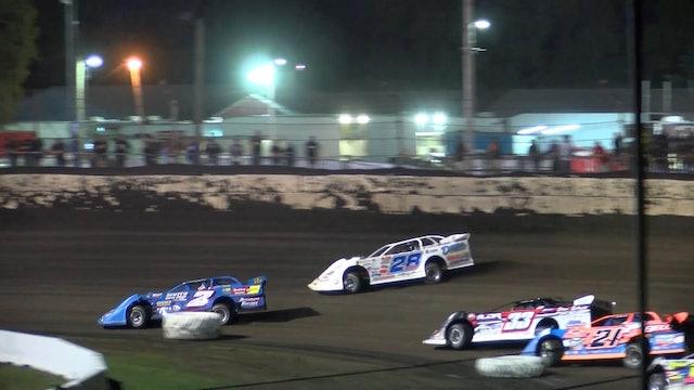 American Ethanol Late Model Heats Fairbury Speedway 8/31/19