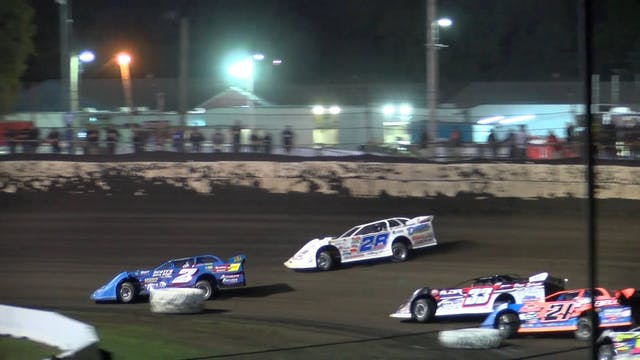 American Ethanol Late Model Heats Fai...