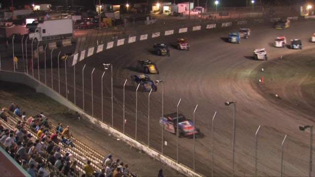 USRA Modified Feature Highlights @ Lakeside Speedway on 06/14/13