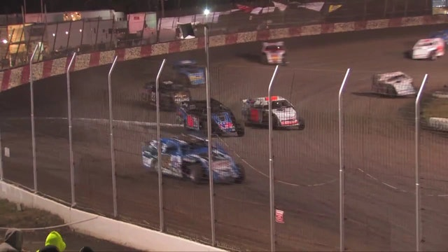 Lakeside Speedway A-Mod Highlights 10/19/12