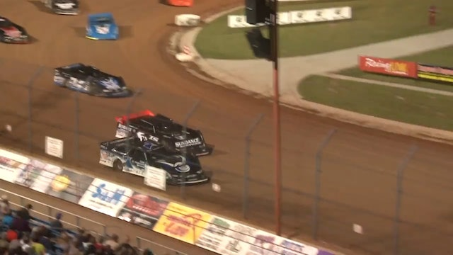 Diamond National Heats Lucas Oil Speedway 07/11/15