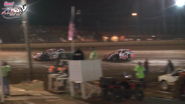 AMS A-Main Clarksville Speedway Toilet Bowl Classic 3-21-15