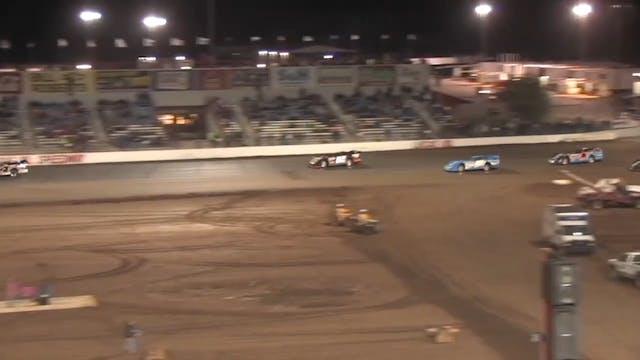MLRA A-Main Lucas Oil Speedway 10/11/14