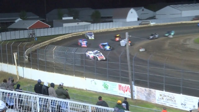 IMCA Modified A-Main Lee County Speedway 5/4/17