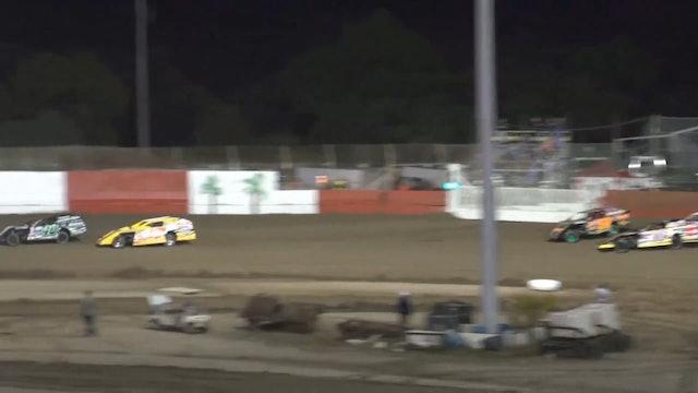 Sunshine Mod Tour Heats East Bay Raceway Park 1/29/15