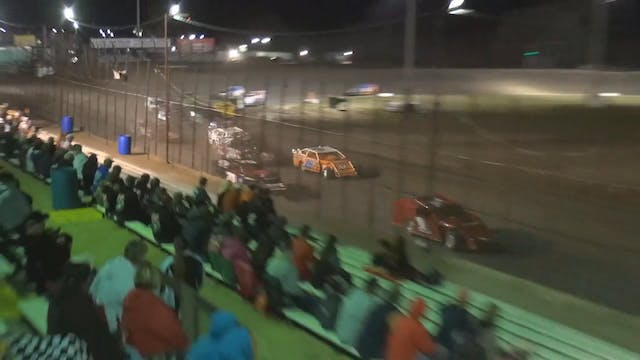 USRA Modified A-Main I-35 Speedway 9/...