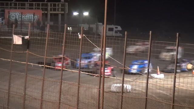 USRA Modified A-Main I-35 Speedway 10...