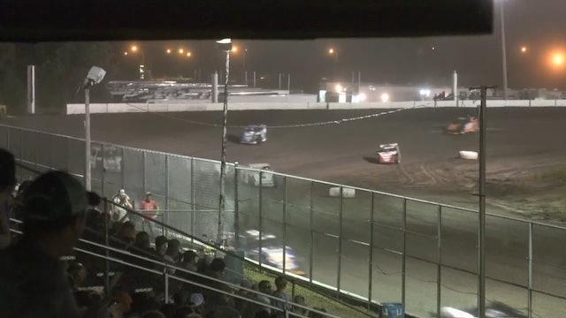 USMTS A Main Mason City Motor Speedway 8/14/16