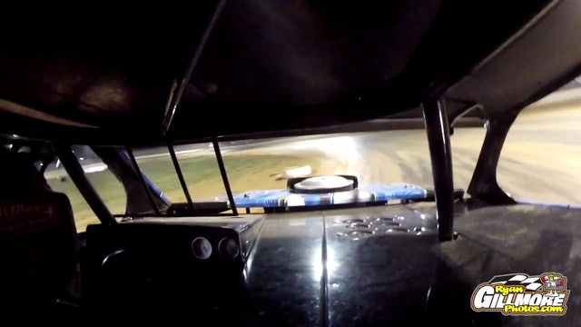 RC Whitwell In Car Video West Plains Motor Speedway 04/28/12