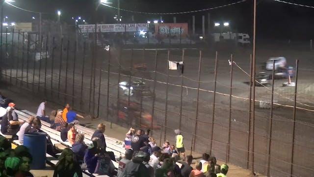 USRA B-Mod A-Main I-35 Speedway 8/12/17