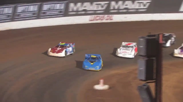 ULMA A-Main Highlights Lucas Oil Speedway 08/04/12