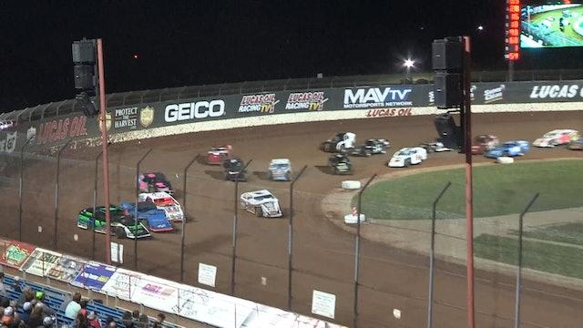 USRA B-Mod A-Main Lucas Oil Speedway 8/3/19