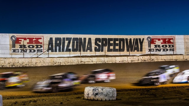 Wild West Shootout Modified A-Main Arizona 1/10/21