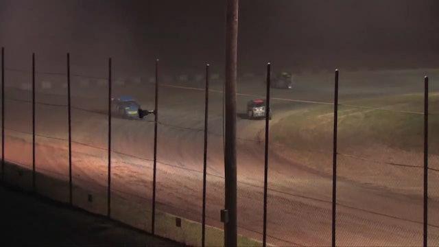LA Raceway USRA A-Mod Highlights 06/02/12
