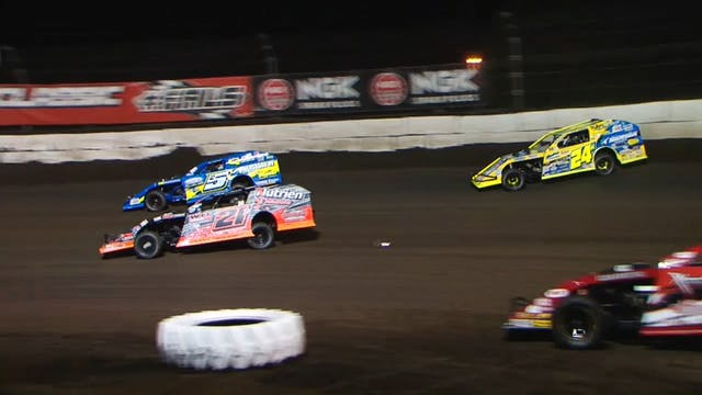 UMP Prairie Dirt Feature 4 Fairbury S...