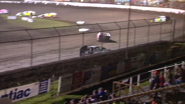 UMP Modified Nationals Fairbury A-Main 07/24/15