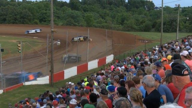 MARS Monett Speedway Heats 5/29/16
