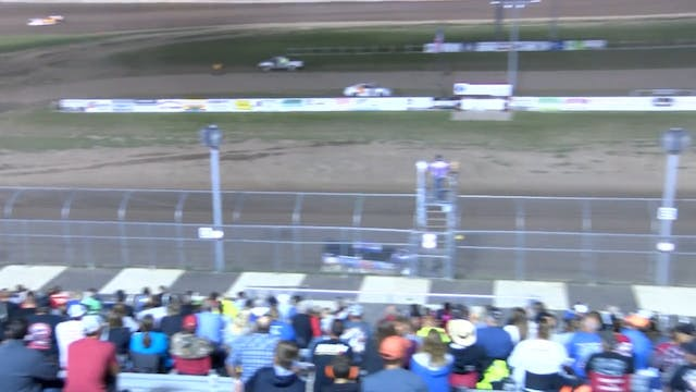 MLRA A-Main Junction Motor Speedway 8...