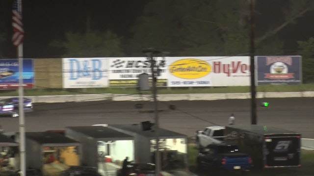 USMTS A-Main Hamilton County Speedway 6/5/21