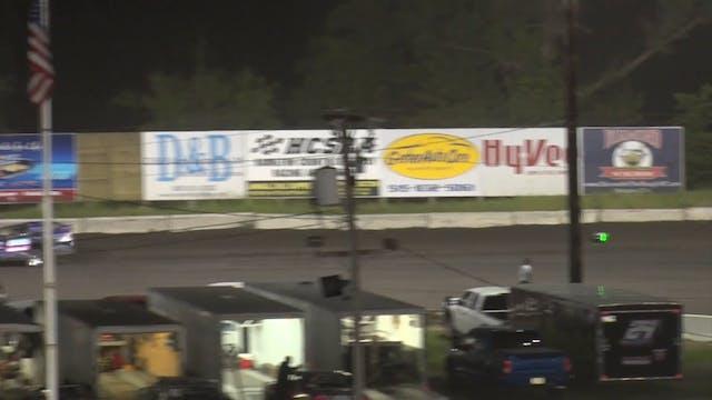 USMTS A-Main Hamilton County Speedway...