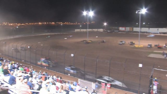USMTS A-Main Red River Speedway 06/19/15