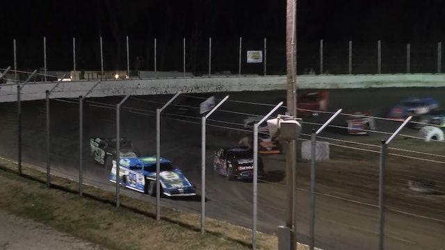 NASCAR Modifed A-Main Humboldt Speedway 3/9/17