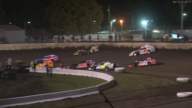 FALS Frenzy UMP Modified A-Main Fairbury Speedway 10/12/19