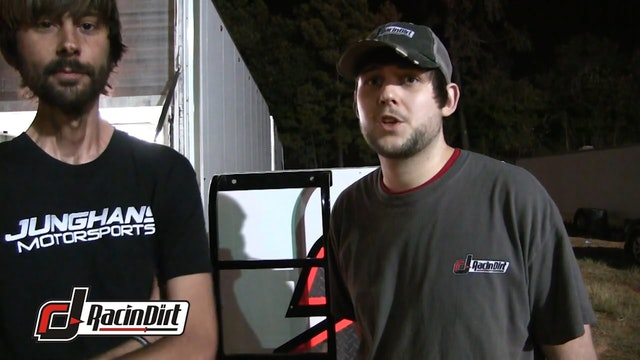 3rd Annual Armadillo Nationals Post Race Interview 9/19/15