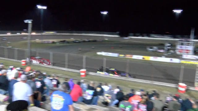 Modified Mania Late Model Heats Tri-C...