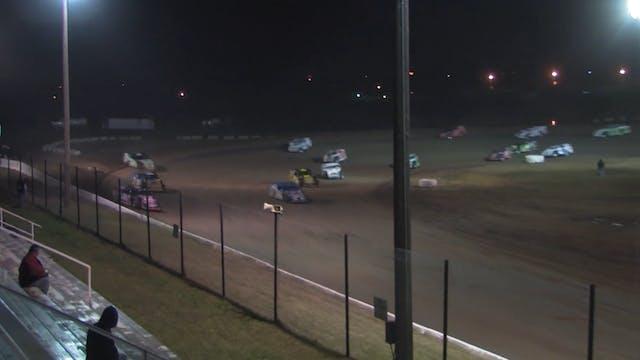USMTS Southern OK Speedway A Main 3/3/16