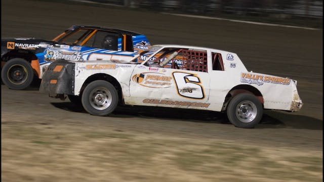 USRA Hobby Stock Champion Dustin Gulb...