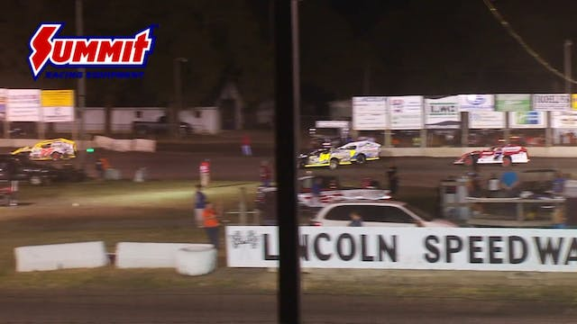 Summer Nats Mod A-Main Lincoln 7/2/17