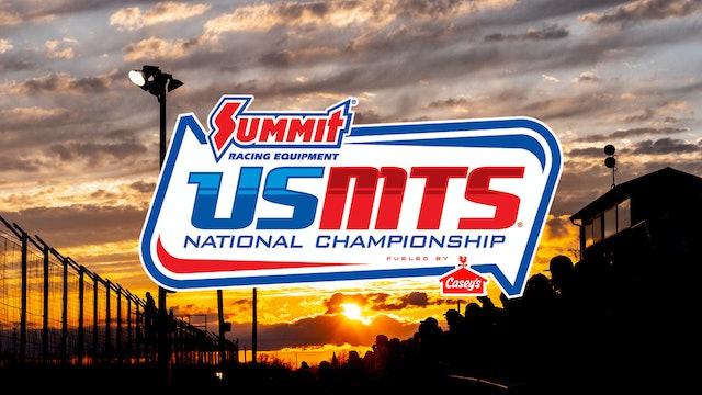 USMTS Jake O'Neil In Car Lakeside Speedway 5/14/21