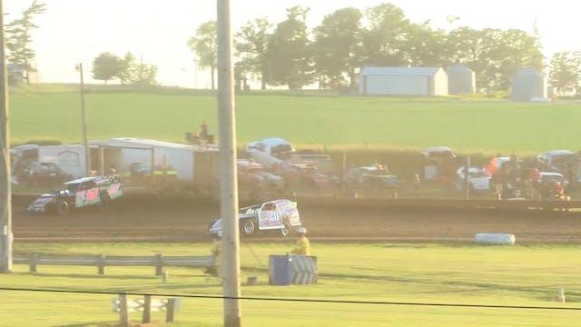 USMTS Heat Races Cedar County Raceway...