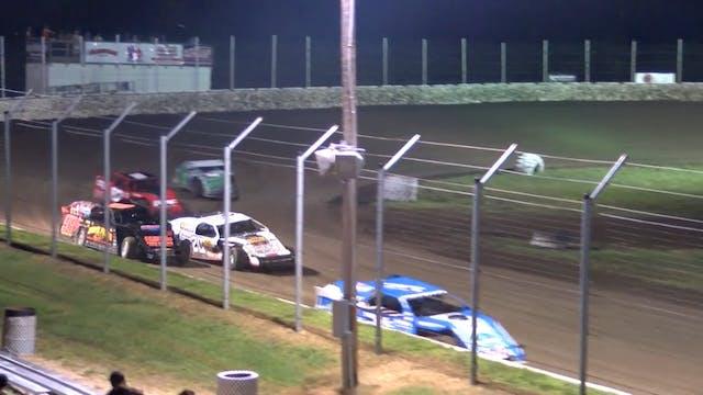 USMTS Heats Humboldt Speedway 8/5/16