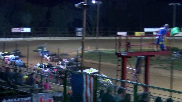 TJR Factory 56 USRA B-Mod Qualifiers Night 1 Midway Speedway 9/5/19