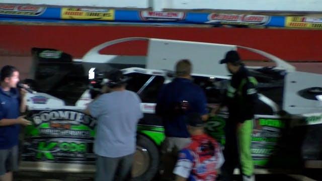 USMTS Pole Dash Cedar Lake Speedway 6...
