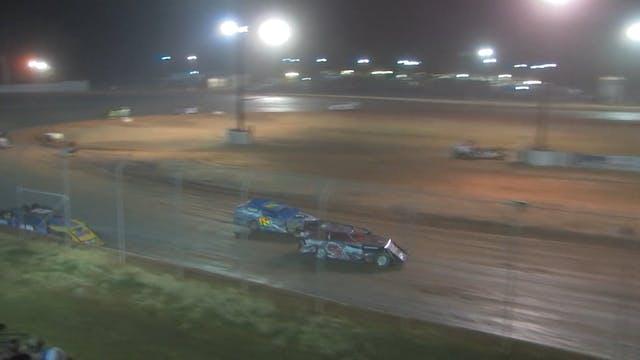 USMTS Ark-La-Tex Speedway A Main 2/26/16