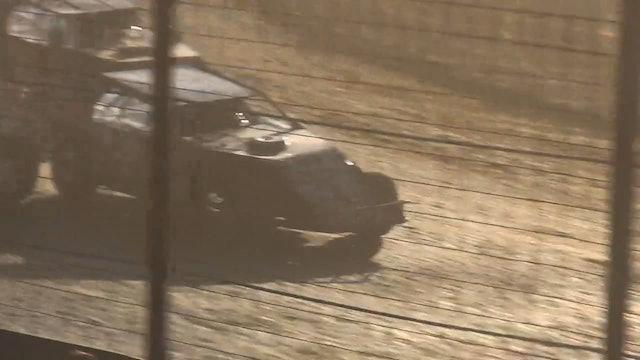 B-Mod A-Main Atchision County Raceway 11/12/16