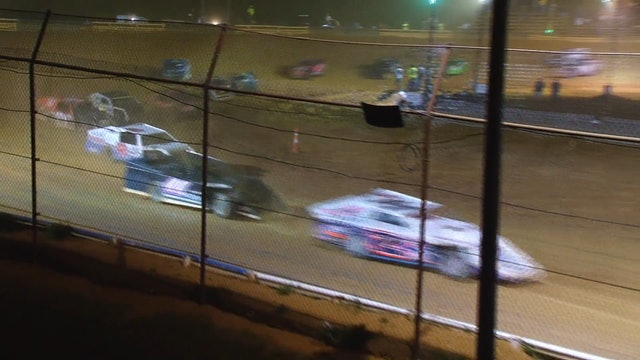 Mega 100 Feature Tyler County Speedway 7/11/15