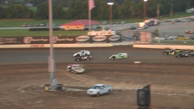 USMTS Heat Highlights @ Lucas Oil Speedway 08/10/13
