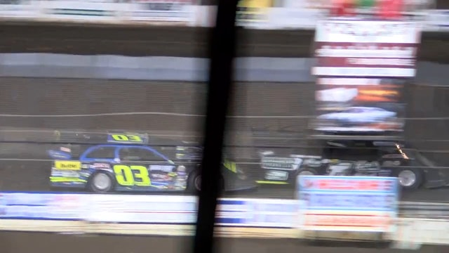 Wissota 100 Late Model A-Main Dakota State Fair Speedway 9/16/16