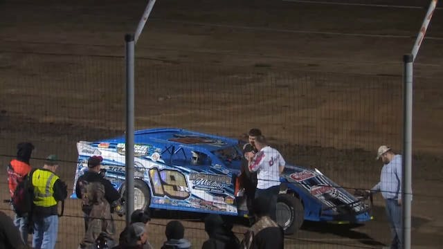USRA Modified A-Main 3/11/16