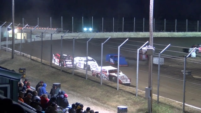 Battle at the Bullring A-Main Humboldt Speedway 3/3/18