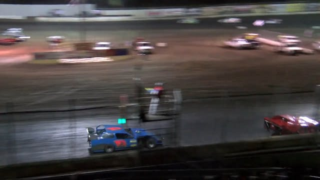 Limited Mod A-Main Kennedale 11/3/18
