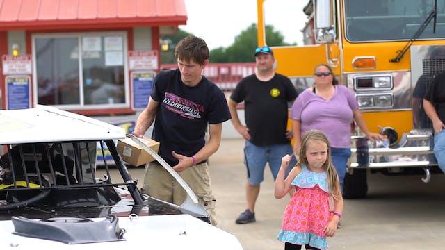 2018 Lucas Oil Speedway USRA B-Mod Tr...