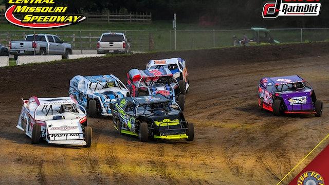Tom Wilson Night 1 Stream Archive Central Missouri Speedway 7/6/19
