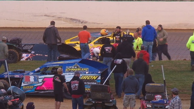 AMS Fall 50 A-Main Florence Speedway 10/25/15