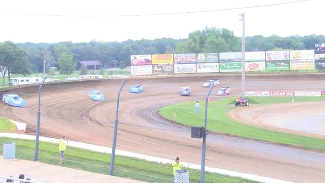 MLRA Heats Deer Creek Speedway 8-10-16